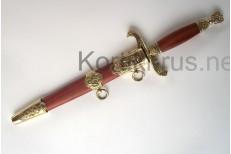 Кортик морской Адмиральский (Красное дерево)